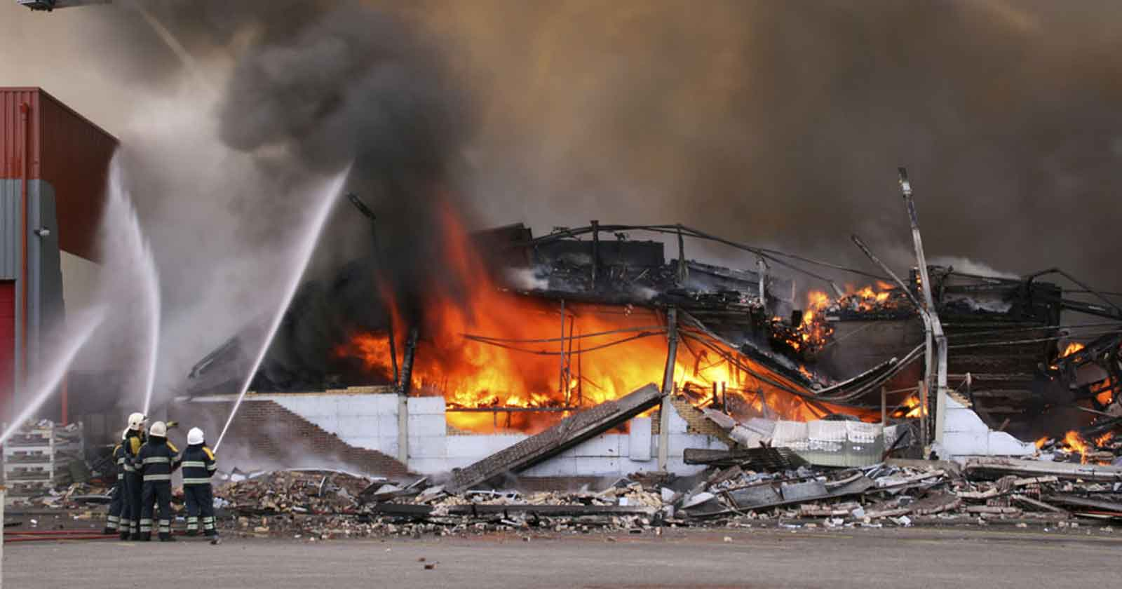 How Does Explosion Protection Work?